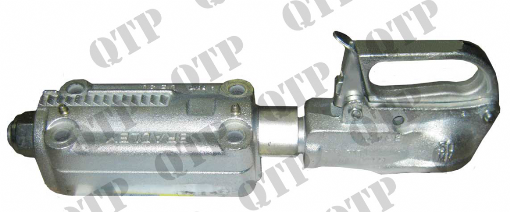 Trailer Head  Double Lock - 4 Bolt